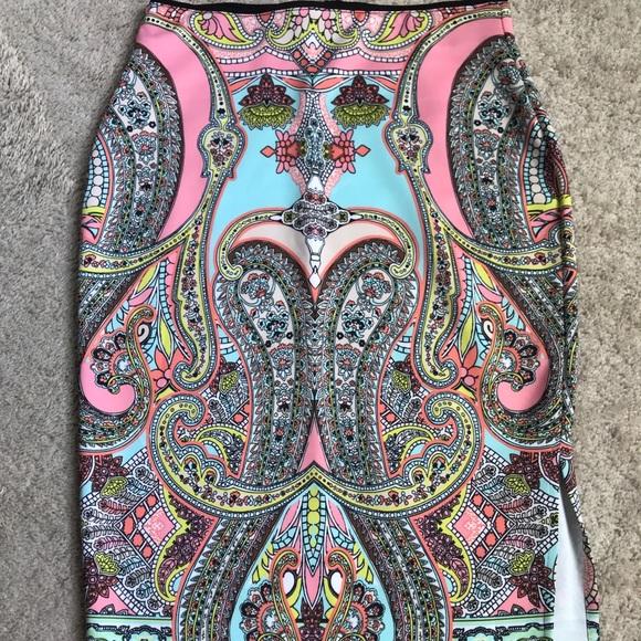 Bisou Bisou Dresses & Skirts - Bisou Bisou Pencil Skirt